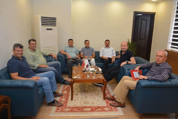 2. Altınözü Zeytin ve Zeytinyağı Festivali Hazırlıkları Devam Ediyor