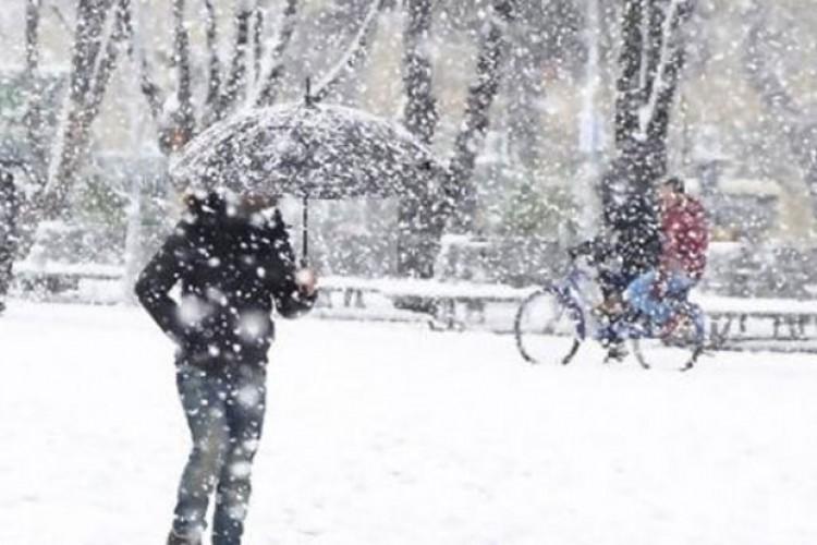 Son Dakika: Meteoroloji'den kar uyarısı