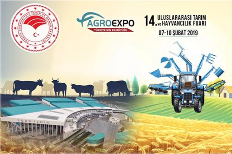 Türkiye Uluslararası Tarım Ve Hayvancılık Fuarı'na Ev Sahipliği Yapacak