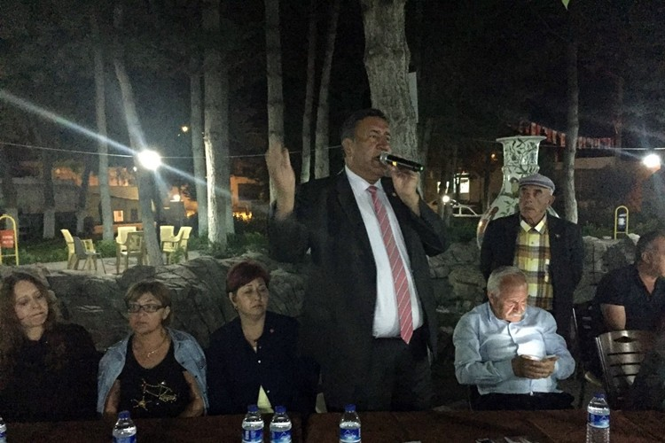 """Gürer: """"AKP tarımı bitirdi, çiftçi kan ağlıyor"""""""