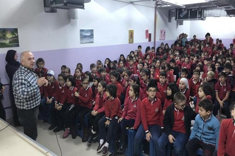Samsun'un Okullarında Güvenilir Gıda Anlatılıyor