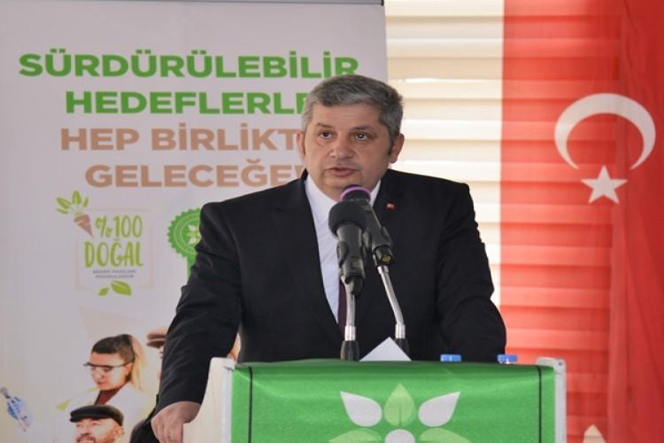 Başkan Akay: Sürdürülebilir Tarımda Bir İlki Gerçekleştiriyoruz