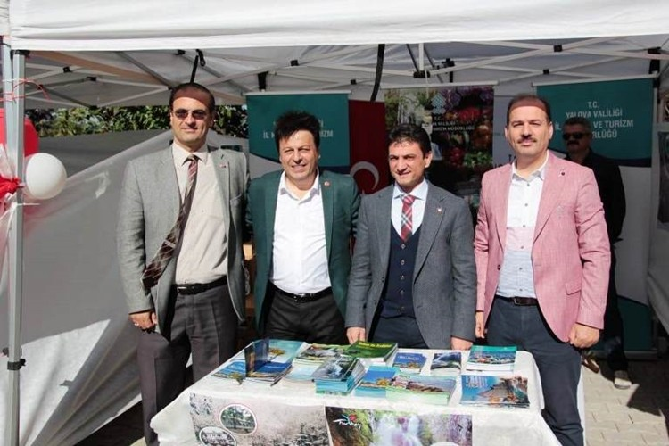 Yalova'da Kivi Hasadı Festivalle Başladı