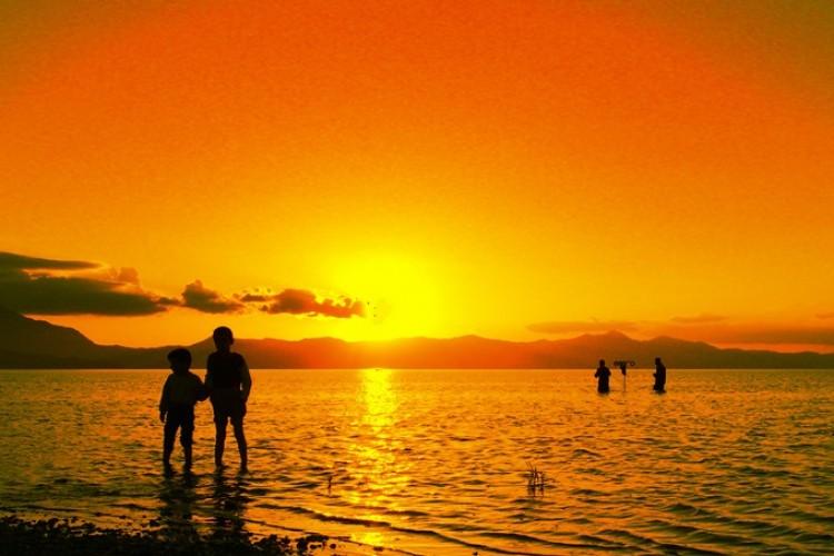 Güneşin en güzel yüzü Beyşehir Gölü milli parkı, ziyaretçilerini bekliyor…