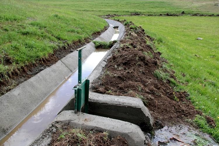 Van Büyükşehir Belediyesi 14 Bin 800 Dekar Tarım Arazisini Suya Kavuşturdu