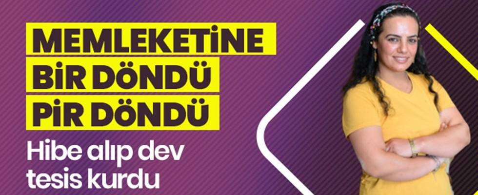 İstanbul'dan köyüne dönen genç girişimci şimdi paraya para demiyor