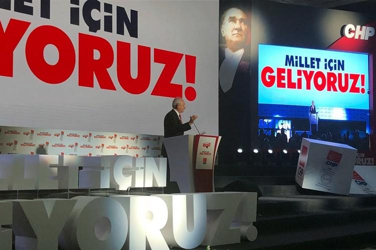 Kılıçdaroğlu: 'Çiftçiyi Yeniden Milletin Efendisi Yapacağız'