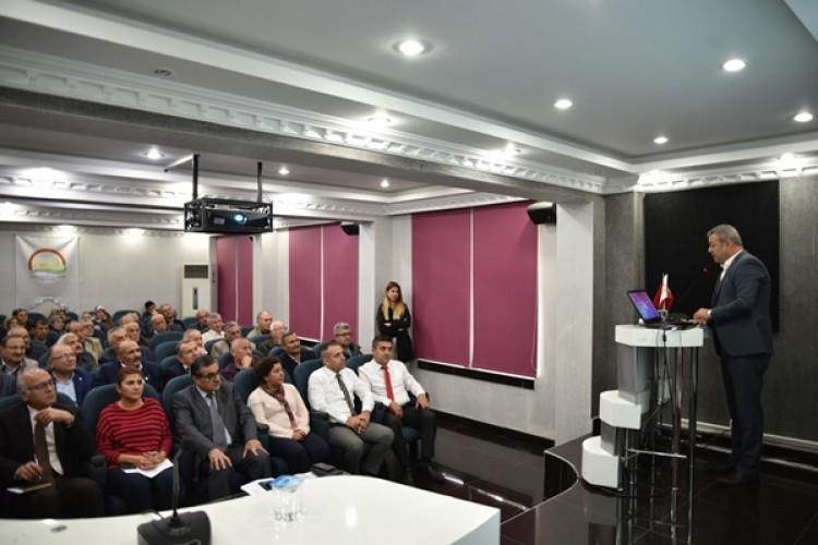 Kardeş İlçe Devrek Antalya'yı Ziyaret Etti