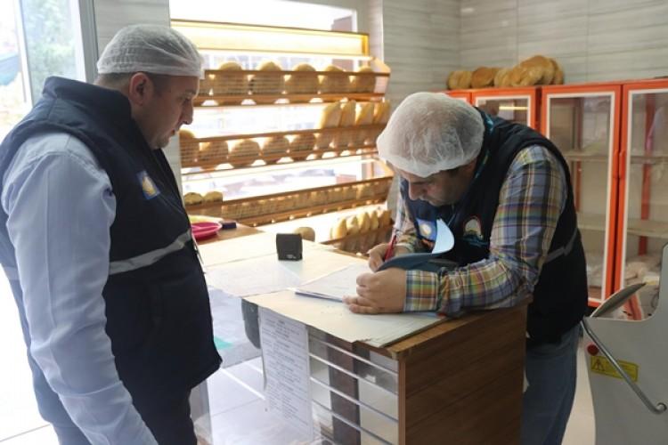 Akhisar'da Güvenilir Gıda İçin Denetim Seferberliği Başladı