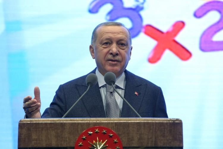 Cumhurbaşkanı Erdoğan: Son 17 Yılda Hayvancılık Desteklerimiz 60 Kat Arttı