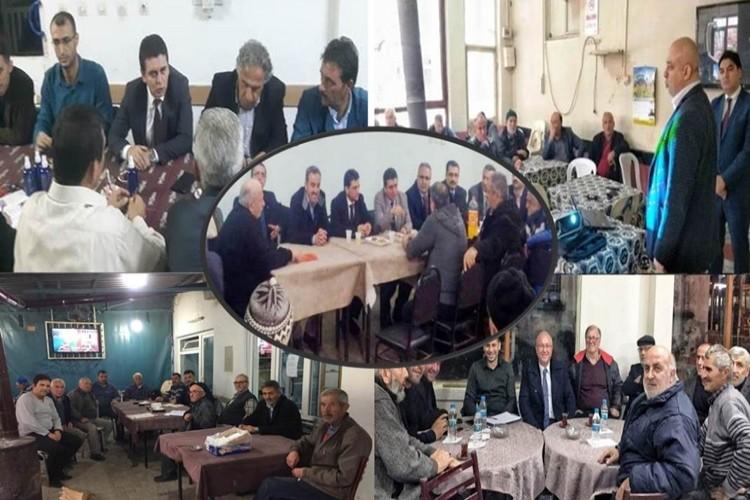 """Tarım Ve Orman İl Müdürlüğü """"51 Günde 51 Toplantı"""" Düzenledi"""
