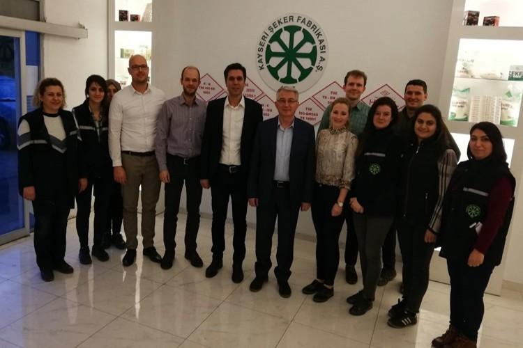 Kayseri Şeker, Berlin Üniversitesi Ve Alman Şirketi İle Biyoteknik Proje Başlattı