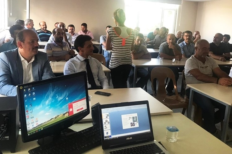 Yalova'da Kesimcilere Kurs Açıldı
