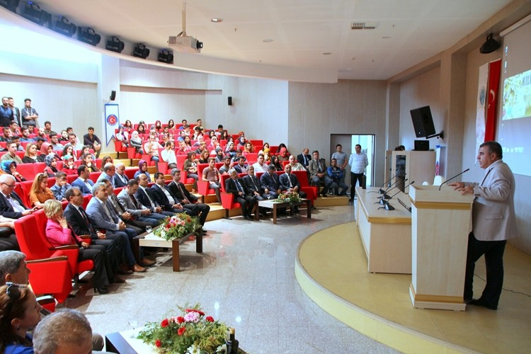 Zeytin Çalıştayı Kilis 7 Aralık Üniversitesinde Düzenlendi