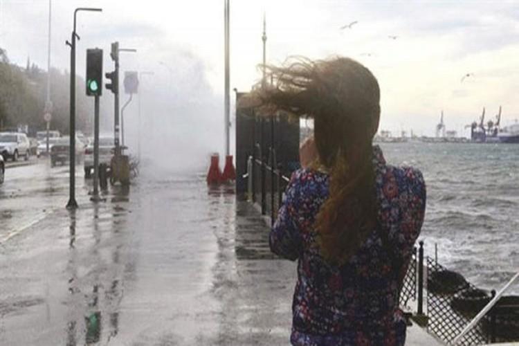 Yarına dikkat! Meteoroloji'den fırtına ve sağanak yağış uyarısı