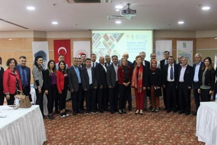 TAYNAP Projesinin Paydaş Toplantısı Şanlıurfa'da Gerçekleştirildi