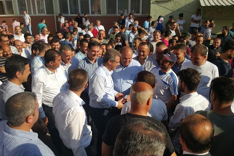 Turhal'da Rüzgar Artık Kayseri Şeker'den Yana Esiyor