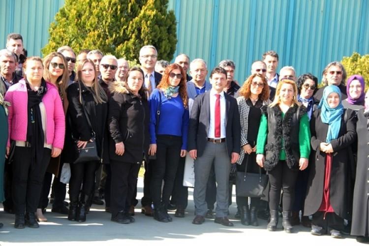 Yalova'lı Çiftçiler 2. Doğu Marmara Tarım Fuarına Katıldı
