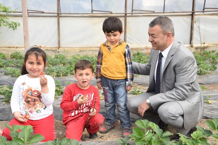 Türkiye'de Bir İlk Çocuklar EXPO'da Yeşeriyor, Tarımı Öğreniyor