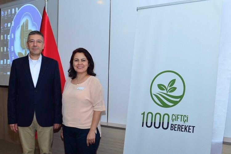 '1000 Çiftçi 1000 Bereket' Programı