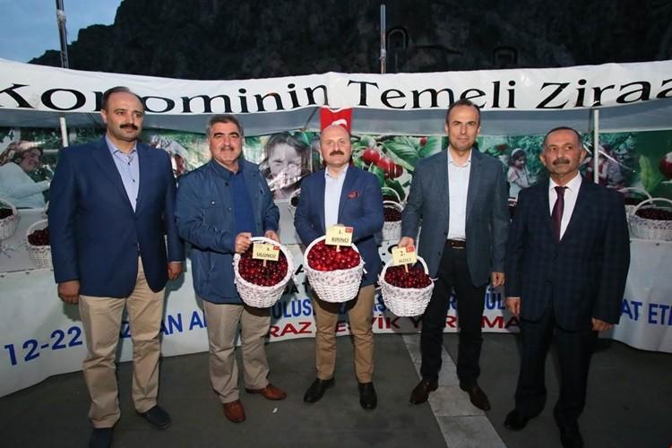 Varol: Türkiye üretiminin yüzde yedisini karşılamaktayız