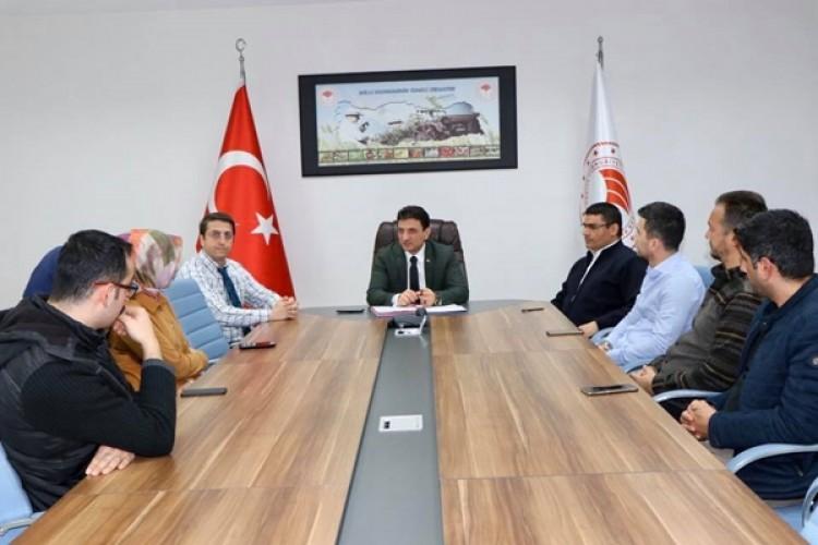 Yalova'da Sözleşmeli Personelin Sözleşmeleri Yenilendi