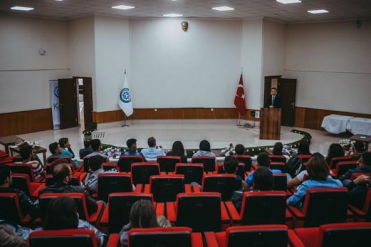 Kars Bölgesi VHO Kafkas Üniversitesinde Veteriner Hekim Adayı Öğrencilerle Buluştu