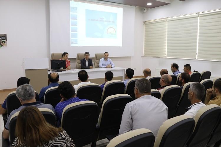 Ağrı'da Kasap ve Market Esnafına Yönelik Hijyen Eğitimi Yapıldı
