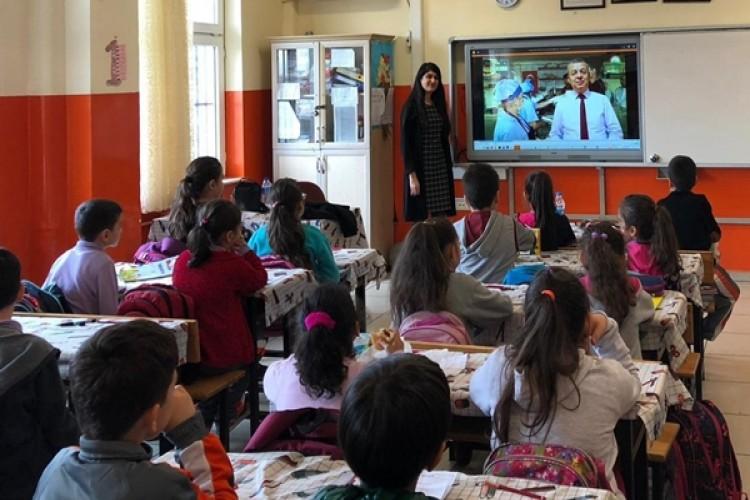 Antalya'da 45 Bin Öğrenciye Gıda Güvenliği Eğitimi