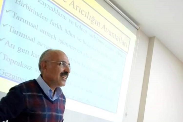 Çiftlikköy'de Arıcılık Kursu Açıldı