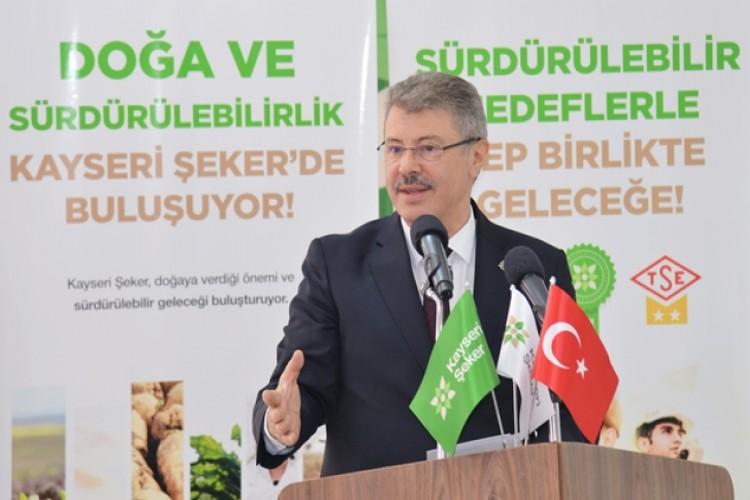 Başkan Akay: Turhal Şeker Çiftçinin Öz Malıdır