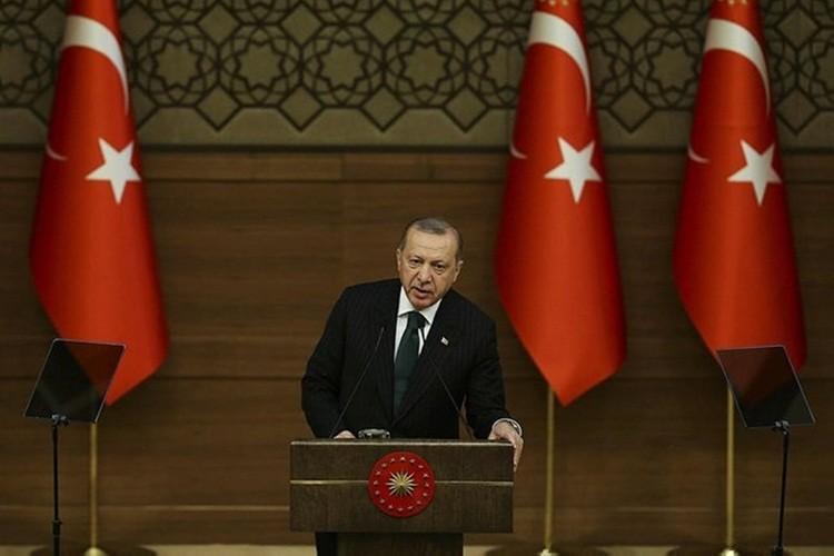 Erdoğan açıkladı: Türkiye üretimine başlıyor