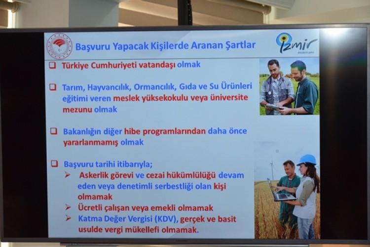 Kırsalda Uzman Eller Projesi Tanıtım ve Bilgilendirme Toplantıları Başladı