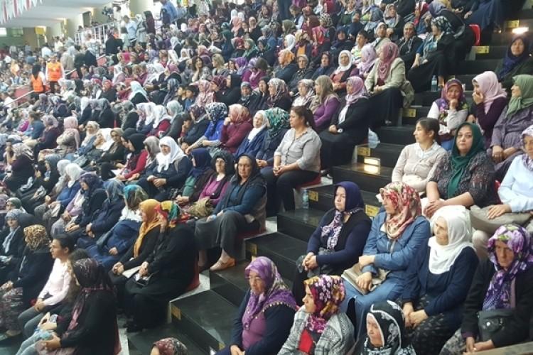 Kayseri Pancar Kooperatifi Genel Kuruluna Kadın Çiftçilerden De Yoğun İlgi
