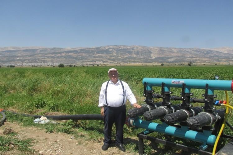 Kahrmanmaraş'ta 670 Sulama Projesine 16 Milyon TL Destek Sağlandı