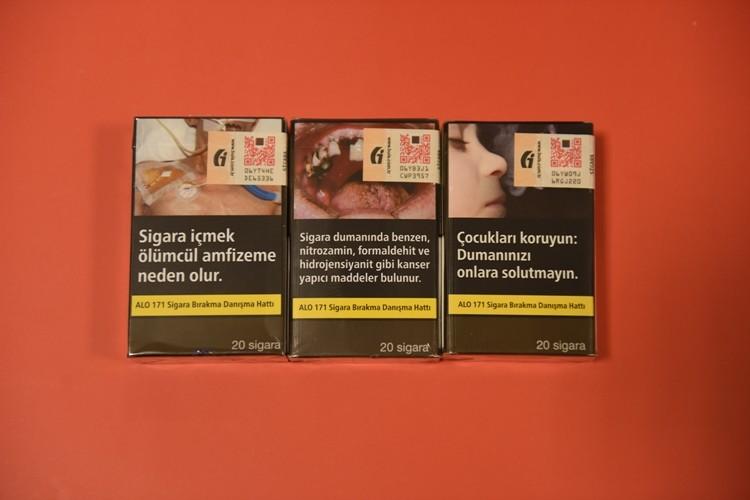 Tütün Mamullerinde Düz Ve Standart Paket Uygulaması Başlıyor