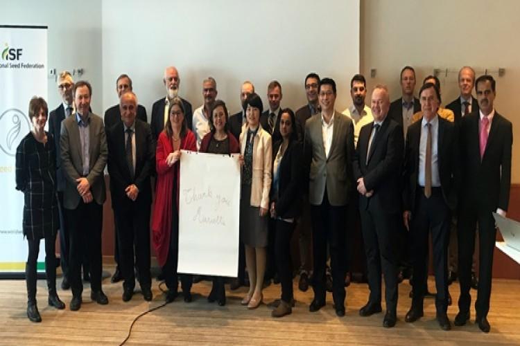TSÜAB Heyeti Zürih'te ISF Toplantısına Katıldı
