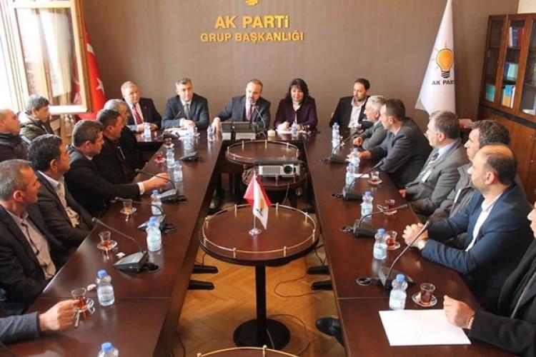 Bayramiç Tarım Sektörü Ankara'ya Çıkarma Yaptı