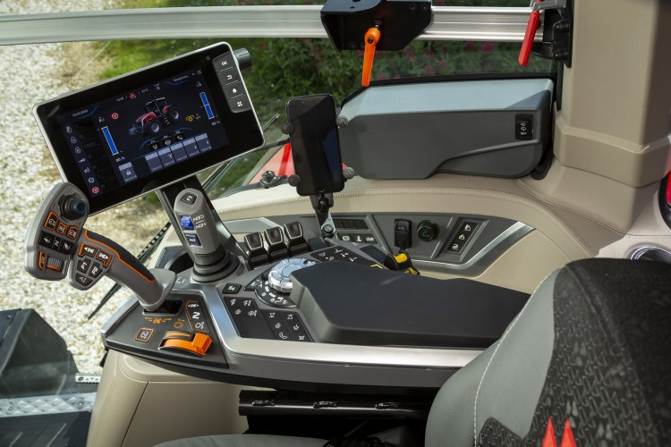 Massey Ferguson MF 8S Serisi, modern ve sürdürülebilir tarım için yeni nesil traktörler sunuyor