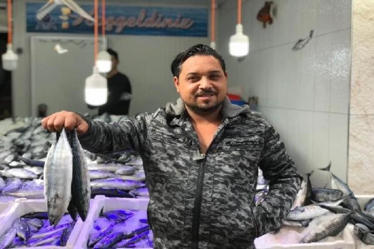 Karadeniz'de palamut bolluğu; 4 palamut 10 lira