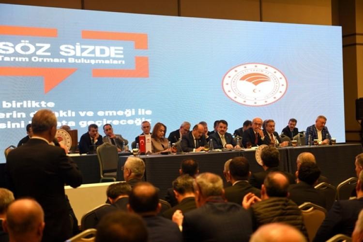 Bakan Pakdemirli: Türkiye Un Ve Makarna İhracatında Dünya Birincisi