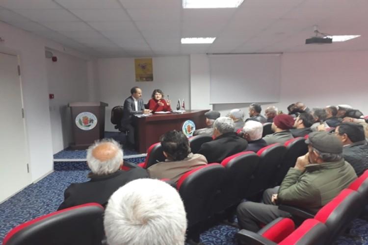 Antalya'da Varroa Destructor'a Karşı Önleyici Mücadele