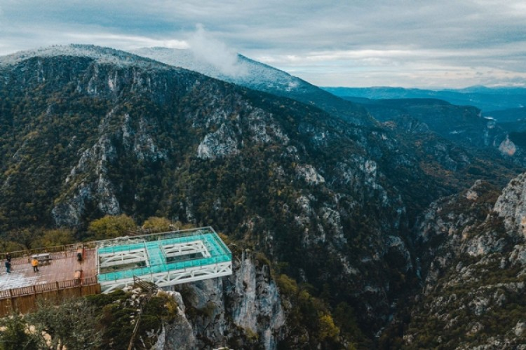 """Küre Dağları Milli Parkı """"Platin Yabanıl Sertifika"""" Sahibi Oldu"""