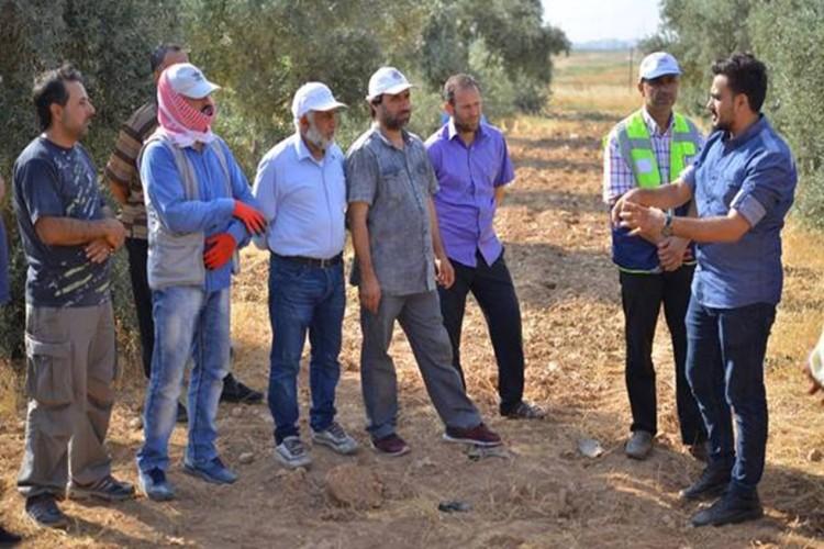 'Çiftçi Tarla Okulu' Nisan'da Başlıyor