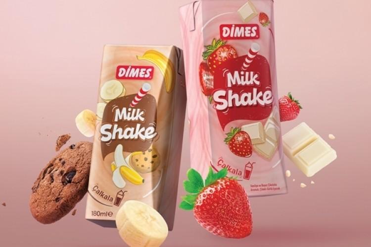 Dimes'ten Ortalığı Sallayan Lezzet: Milkshake