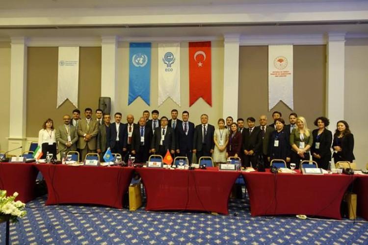 Bölgesel Gıda Güvenliği Program Toplantısı Antalya'da Başladı