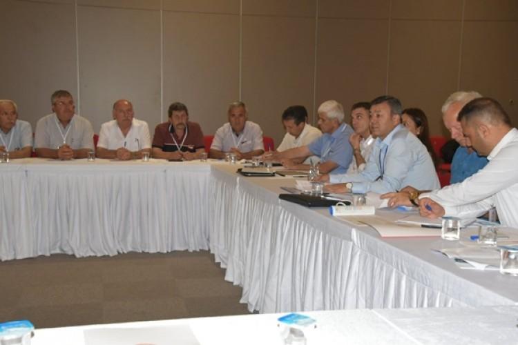 3. Tarım Şurası Öncesi Değerlendirme Toplantısı Expo 2016 Antalya'da Yapıldı
