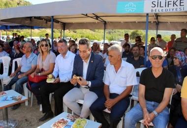 Silifke'de 2. İncir ve Fıstık Festivali Yapıldı