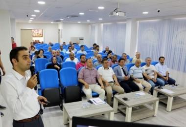 Yalova'da Fırıncılarla Sektör Bilgilendirme Toplantısı Düzenlendi