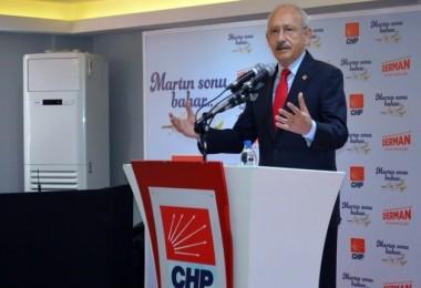 Kılıçdaroğlu: Çiftçiye ucuz gübre ver